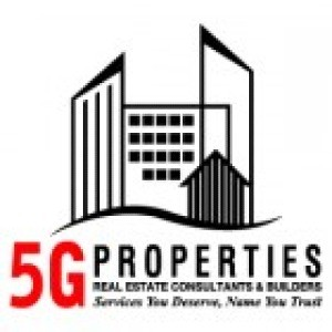 5G Properties Real Estate Consultants and Builders Logo