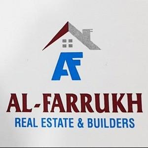 Al-Farrukh Real Estate & Builders Logo