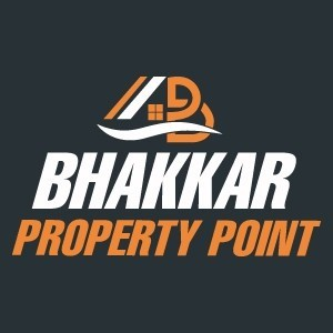 Bhakkar Property Point Logo