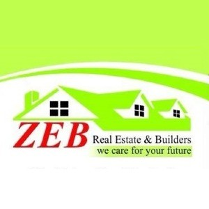 Zeb Real Estate & Builders Logo