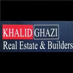 Khalid Ghazi Real Estate Logo