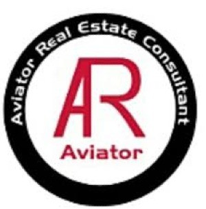 Aviator Real Estate Logo