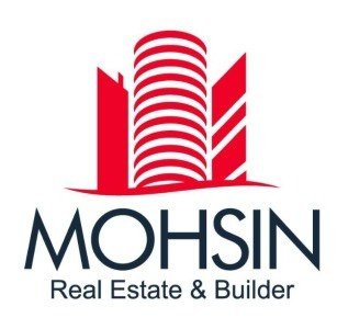 Mohsin Real Estate and Builders Logo