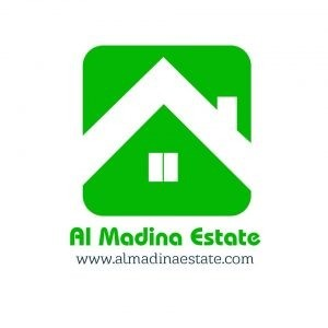 Al Madina Estate Logo