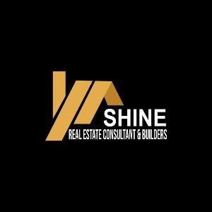 Shine Real Estate Consultant & Builder Logo