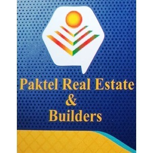 Paktel Real Estate & Builders Logo