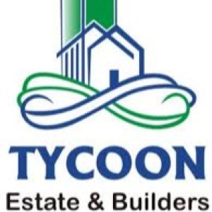 Tycoon Estate and Builders Logo