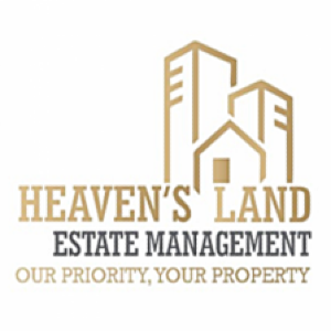 Heavens Land Estate Management Logo