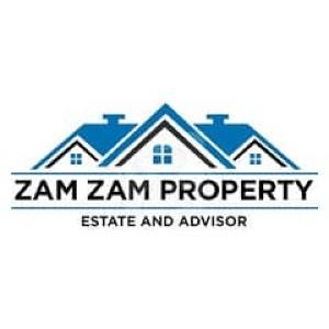 Zam Zam & Property Advisor Logo